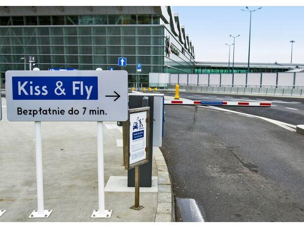 Strefa Kiss & Fly Lotnisko Chopina