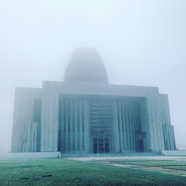 Świątynia Opatrzności Bożej  Karol Kobos, tvnwarszawa.pl