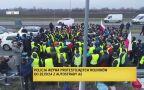 Policja wezwała rolników do odblokowania autostrady