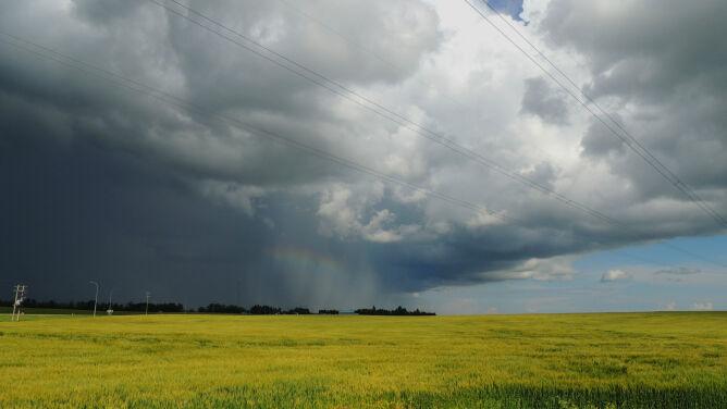 Prognoza pogody na dziś: upalna niedziela, pojawią się burze z gradem