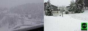 Gdzie jest zima? Kilkanaście godzin jazdy samochodem od Polski
