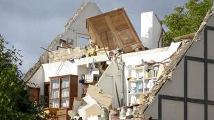 """""""Ludzie są zdezorientowani, płaczą na ulicy"""". Tornado w zachodniej Europie"""