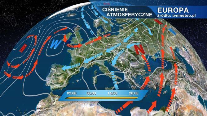 Zalega nad nami arktyczne powietrze