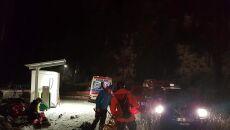 Trzy osoby zjeżdżały na materacach (GOPR Beskidy)