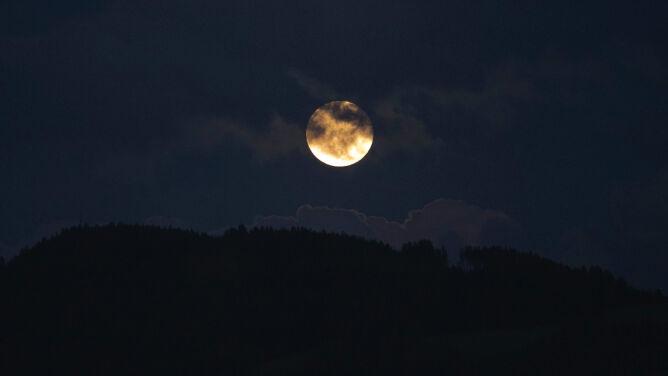 Za nami pełnia Księżyca Długiej Nocy