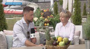 Maciej Dolega rozmawia z Elżbietą Lendo